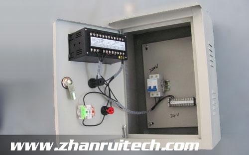 水箱监控系统硬件接线图