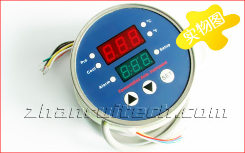酿酒温度控制器实拍图