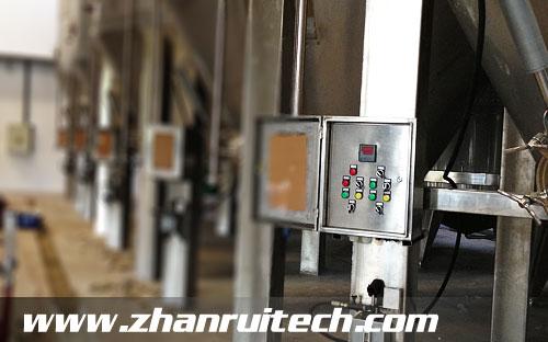 展瑞变送器用于民权葡萄酒公司