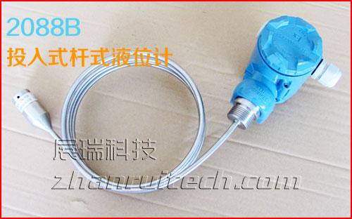 插入式液位计/插入式液位变送器 实拍图