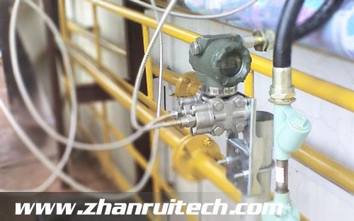 3051差压变送器-辽宁供暖总公司管道差压检测