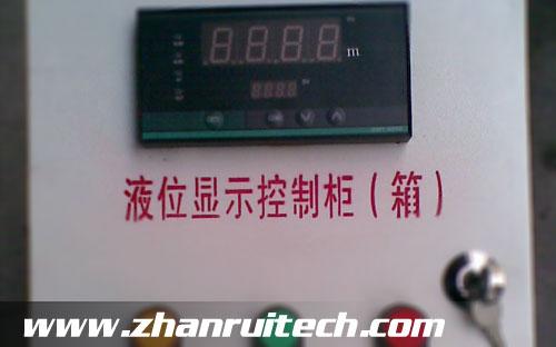智能数显表-广东造纸厂纸浆罐液位控制工程