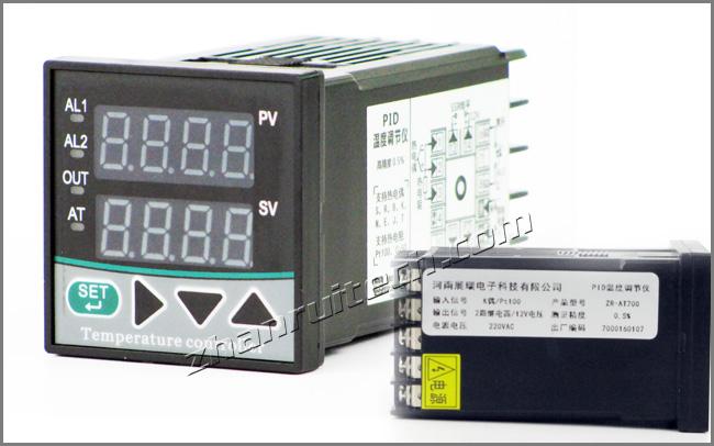 PID温度调节器 实拍图