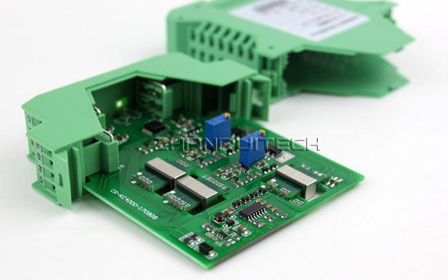 展瑞科技专注仪表10余载 服务客户千万家|仪表咨询热线:0371-56708681 【文章摘要】展瑞科技郑州公司全新开发的ZR4000系列信号隔离器,具有一入一出,一入二出,两款产品,其电路板内部版本号命名为:CR-KC4000.ZR4000信号隔离器产品具有高精度,超强抗干扰的功能,欢迎您来咨询订购!
