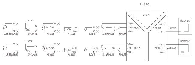 ZR8000接线图