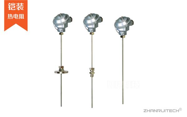 铠装热电阻_pt100铠装热电阻