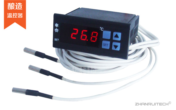 冰箱温度控制器_冷库温度控制器-3