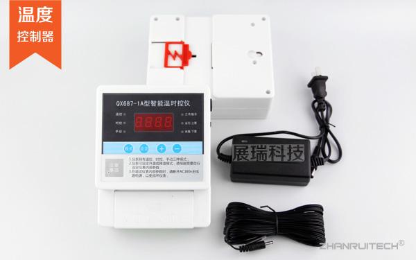 三相电温控器_380v风机温控器_QX687温控器-2