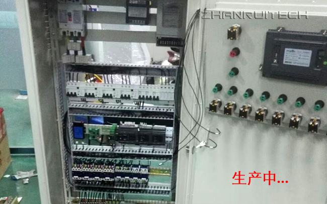食品机械PLC系统安装信号隔离器,解决干扰问题