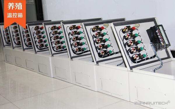 风机温控箱,时控箱_养殖用4路温控箱-3