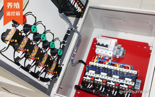 风机温控箱,时控箱_养殖用4路温控箱-2