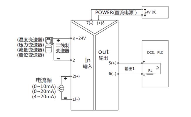 ZR-2000配电隔离器接线图