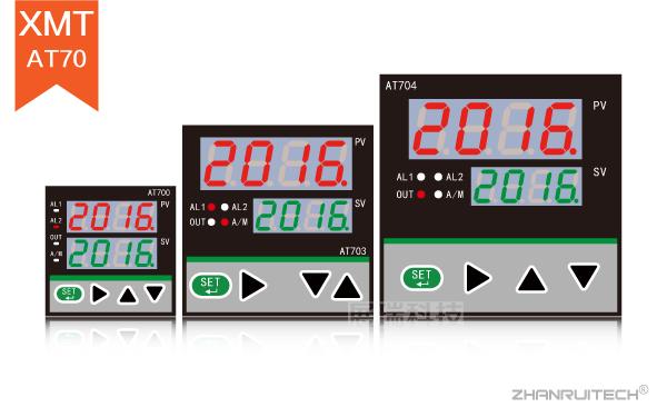 XMT系列PID温度调节仪_自整定温度调节仪