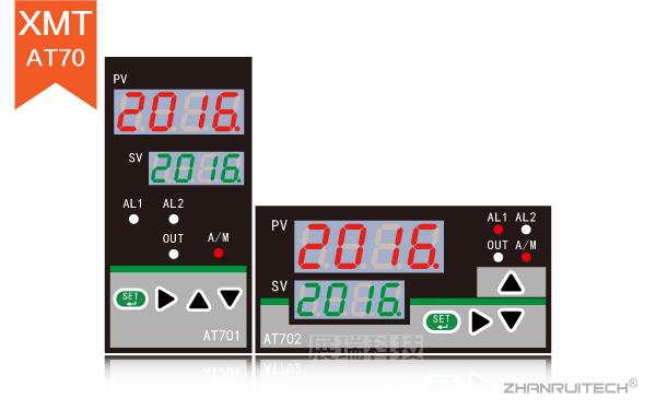 XMT系列PID温度调节仪_自整定温度调节仪-2