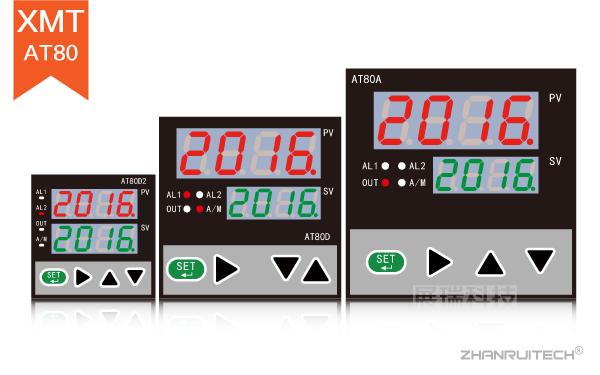 XMT系列智能PID调节仪_4-20mA智能PID调节仪