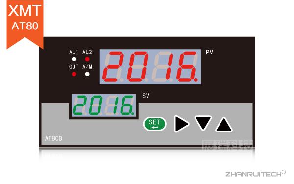 XMT系列智能PID调节仪_4-20mA智能PID调节仪-3
