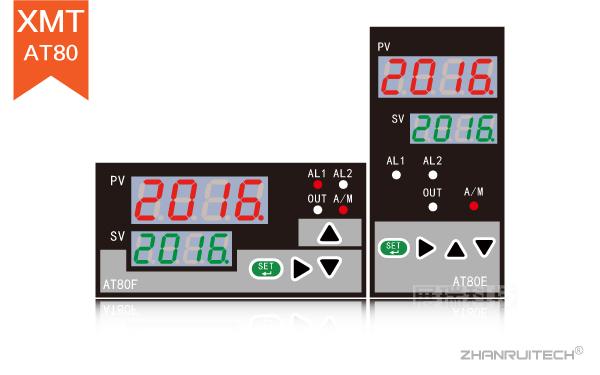 XMT系列智能PID调节仪_4-20mA智能PID调节仪-2