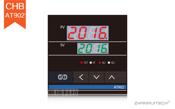 CHB902/702温控仪_智能PID温控仪_数显温控仪-2